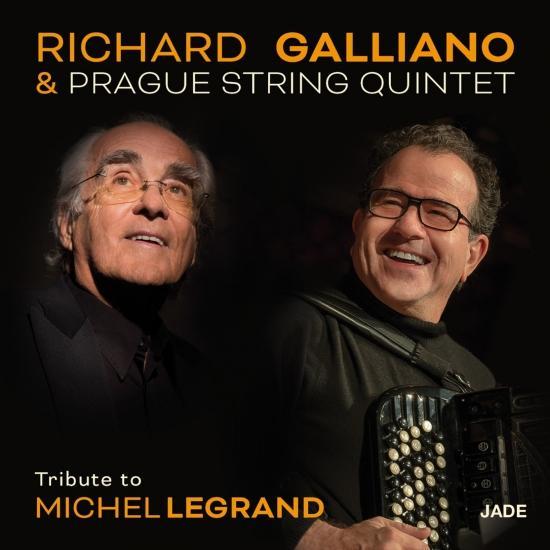 Cover Tribute To Michel Legrand