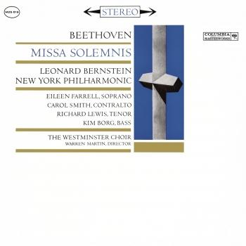 Cover Beethoven: Missa Solemnis in D Major, Op. 123 (Remastered)