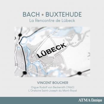 Cover La rencontre de Lübeck