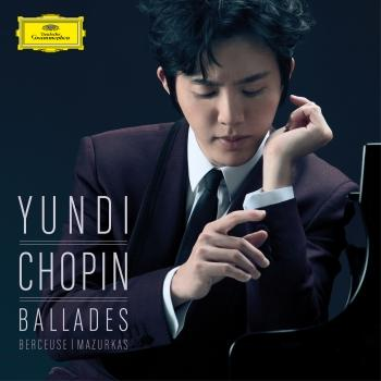 Cover Chopin: Ballades, Berceuse, Mazurkas
