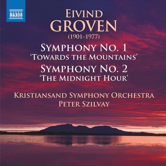 Cover Groven: Symphonies Nos. 1 & 2