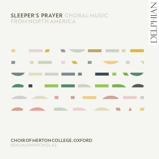 Cover Sleeper's Prayer: Choral Music from North America