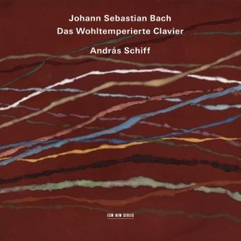 Cover Johann Sebastian Bach: Das Wohltemperierte Clavier