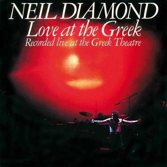 Cover Love At The Greek - Recorded Live At The Greek Theatre (Remaster)