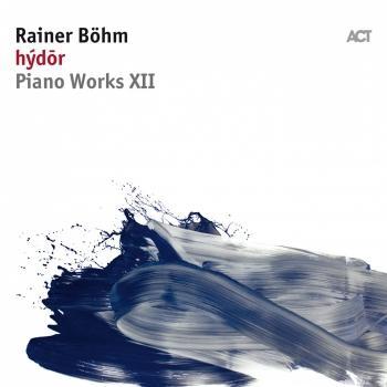 Cover Hýdōr (Piano Works XII)