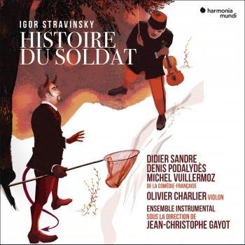Cover L'Histoire du soldat