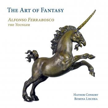 Cover Ferrabosco II: The Art of Fantasy