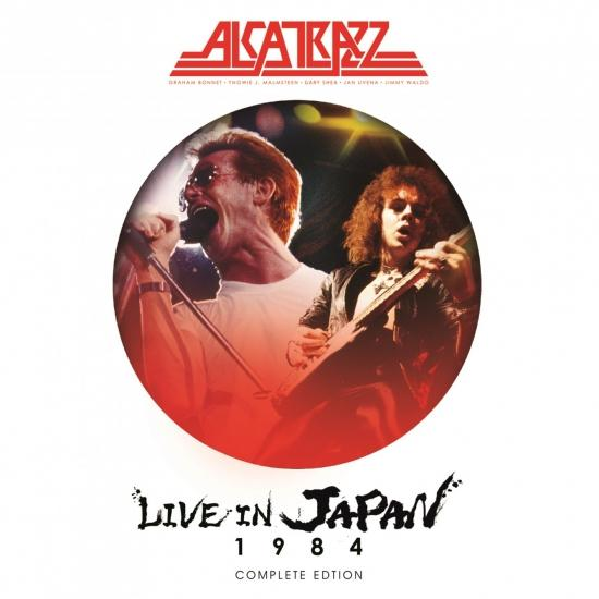 Cover Live in Japan 1984 - Complete Edition Remastered