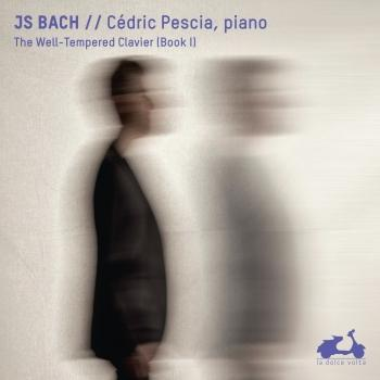 Cover J. S. Bach: Das wohltemperierte Klavier, Buch I