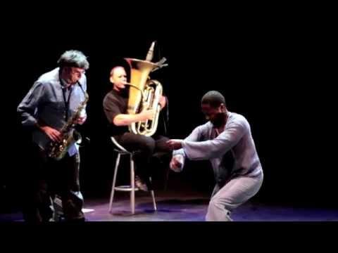 Video Didier Labbé Quartet - Echo à Abdullah Ibrahim avec le danseur Vincent Mantsoe
