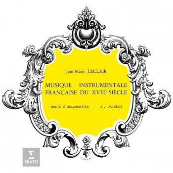 Cover Musique instrumentale française du XVIIIe siècle (Remastered)