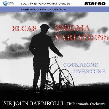 Cover Elgar: Enigma Variations, Op. 36 & Cockaigne Overture, Op. 40