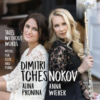 Cover Tchesnokov: Tales without Words, Music for Flute and Piano