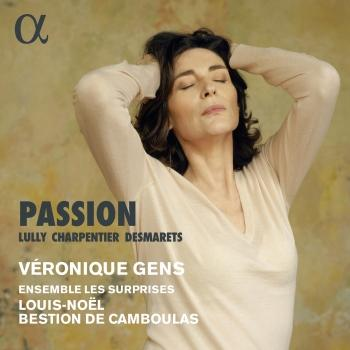 Cover Lully, Charpentier & Desmarets: Passion