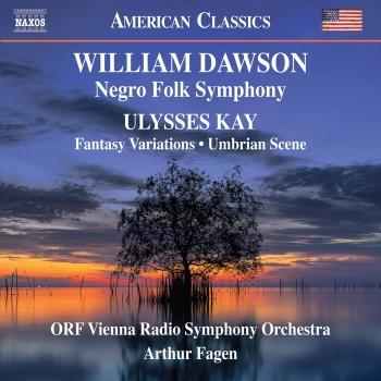 Cover Dawson & Kay: Orchestral Works
