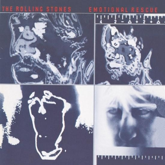 Cover Emotional Rescue (Remastered)
