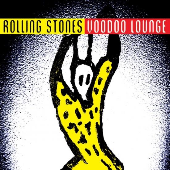 Cover Voodoo Lounge (Remastered)
