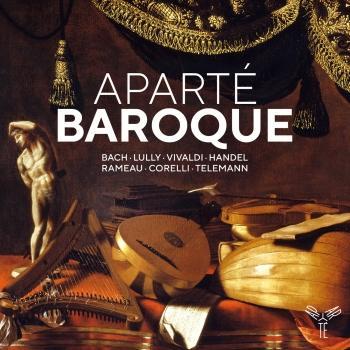 Cover Aparté baroque