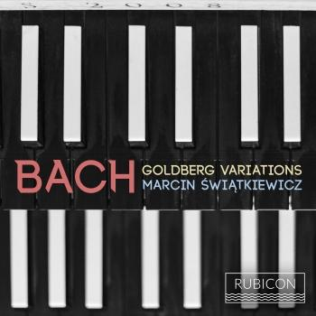 Cover J.S. Bach: Goldberg Variations, BWV988