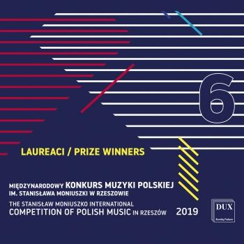 Cover The Stanisław Moniuszko International Competition of Polish Music in Rzeszów 2019, Vol. 6