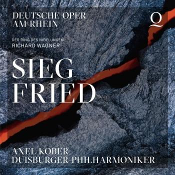 Cover Richard Wagner: Siegfried