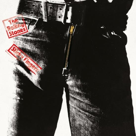 Cover Sticky Fingers Deluxe (Remastered)