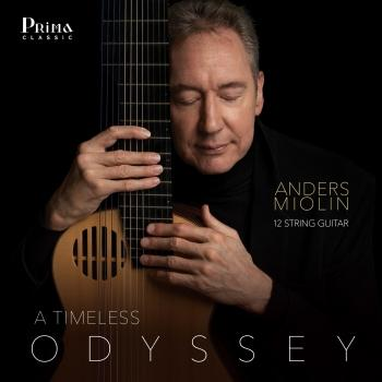 Cover A Timeless Odyssey: Works for 12-String Guitar