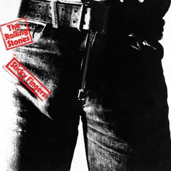 Cover Sticky Fingers (Remastered)