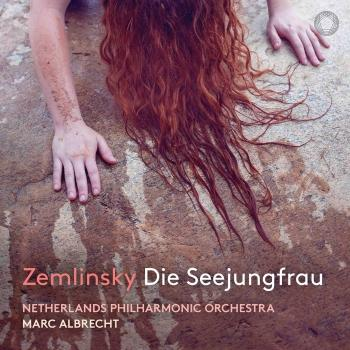 Cover Zemlinsky: Die Seejungfrau (After H. Andersen) [Live]