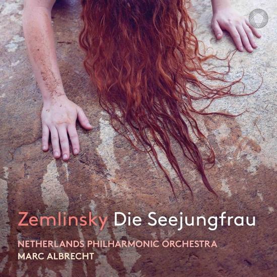 Cover Zemlinsky: Die Seejungfrau (After H. Andersen) [Live]