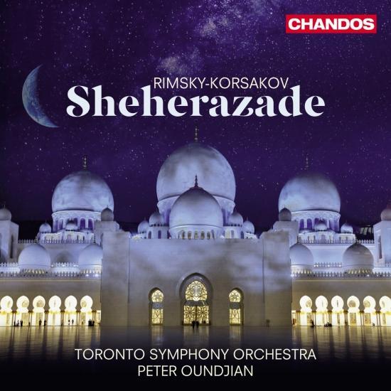 Cover Rimsky-Korsakov: Sheherezade, Op. 35