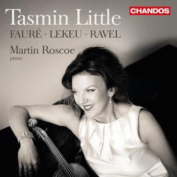 Cover Fauré, Lekeu & Ravel: Violin Sonatas
