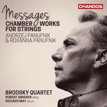 Cover Andrzej & Roxanna Panufnik: Messages