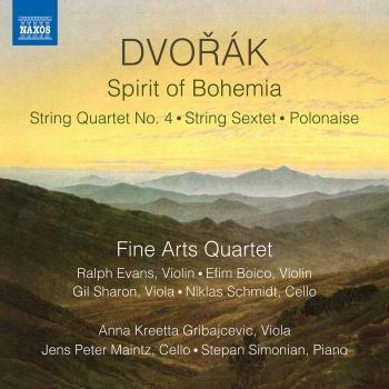 Cover Spirit of Bohemia