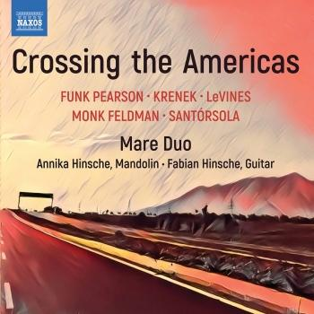 Cover Crossing the Americas