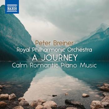 Cover Peter Breiner: A Journey – Calm Romantic Piano Music, Vol. 2