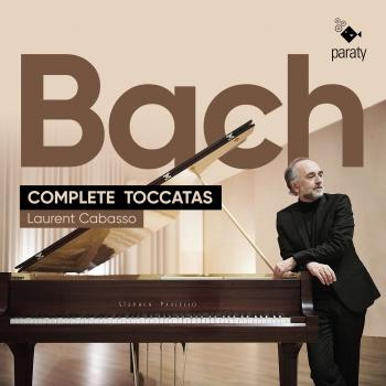 Cover Bach: Complete Toccatas