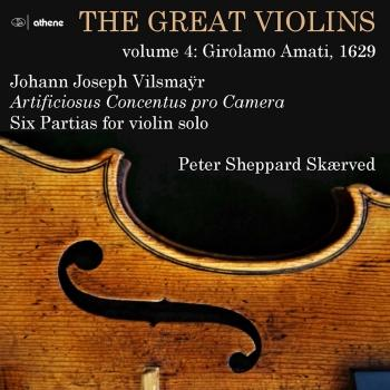 Cover The Great Violins, Vol. 4
