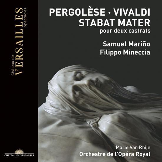 Cover Pergolèse & Vivaldi: Stabat Mater pour deux castrats