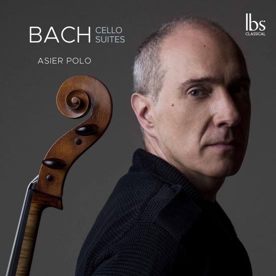 Cover J.S. Bach: Cello Suites