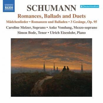 Cover Schumann: Romances, Ballads & Duets