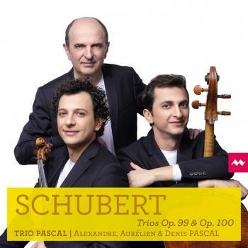 Cover Schubert: Trios Op. 99 & Op. 100