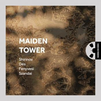 Cover Maiden Tower