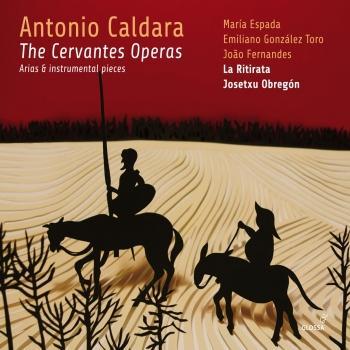 Cover Caldara: The Cervantes Operas