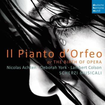 Cover Il Pianto d'Orfeo