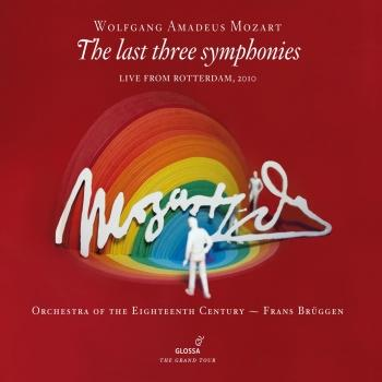 Cover Mozart: The Last Three Symphonies