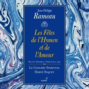 Cover Rameau: Les fêtes de l'Hymen et de l'amour