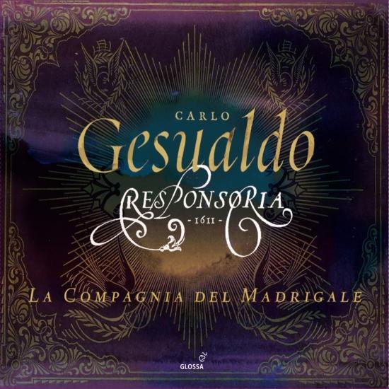 Cover Gesualdo: Responsoria