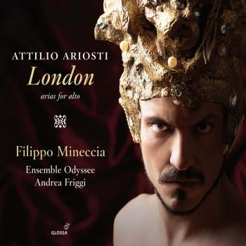 Cover Ariosti: London – Arias for Alto