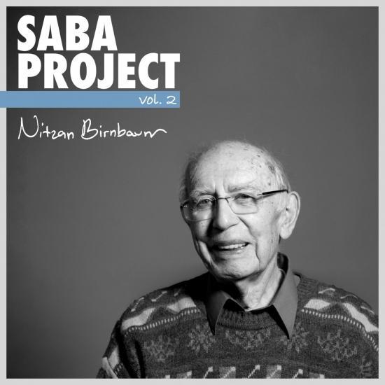Cover Saba Project, Vol. 2